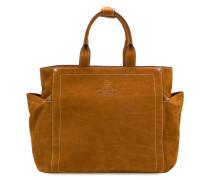 large pocket tote bag