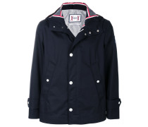 hooded jacket - Unavailable