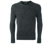 Melierter Pullover
