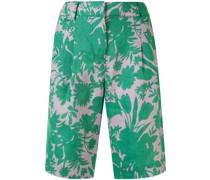 'Talbot' Shorts mit botanischem Print