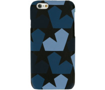 star camouflage print iPhone 6 case