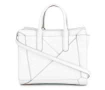Handtasche mit geometrischem Motiv - women