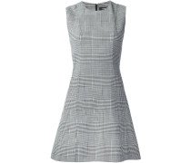 Minikleid mit Glencheck-Muster