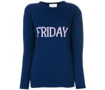 'Friday' Intarsienpullover