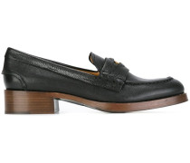 Penny-Loafer aus Kalbsleder