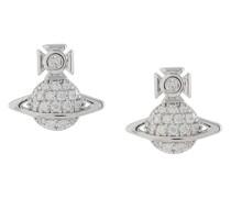 Tamia rhinestone-embellished earrings
