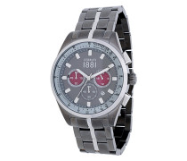 Armbanduhr mit Logo-Stempel