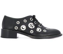 Oxford-Schuhe mit Ösen