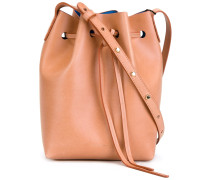 mini bucket shoulder bag