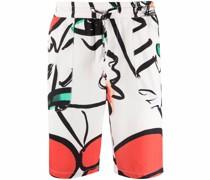El Beso Shorts