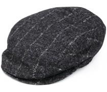 Tweed-Schiebermütze