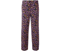 'Flower Thrift' Seidenhose