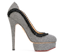 Florence dogtooth pumps