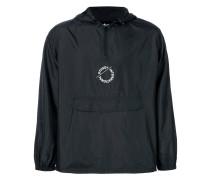 water repellent hoodie
