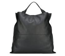Hobo-Tasche mit Druckknopfverschluss