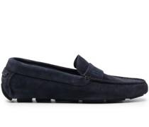 Monaco Loafer aus Wildleder