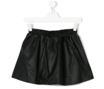Teen faux leather skirt