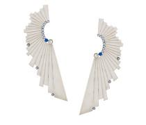 large Galactic earrings