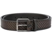 woven belt - men - Leder - 120