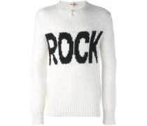 'Rock' Wollpullover