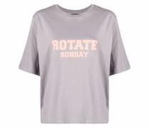 Sunday T-Shirt aus Bio-Baumwolle