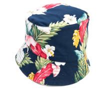 Fischerhut mit tropischem Print
