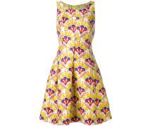 P.A.R.O.S.H. Ausgestelltes Kleid mit Blumen-Print