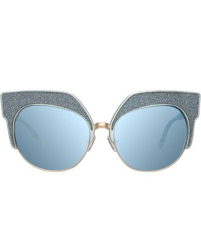 MW181C1SUN BLUE ALU LT GOLD BLUE GLITTER JADE