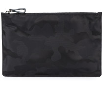 Garavani camouflage clutch
