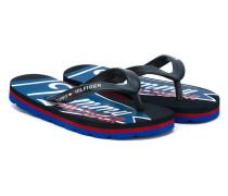 Flip-Flops mit Print - kids - rubber - 34