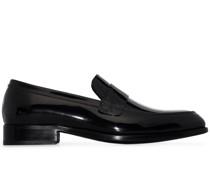 Loafer mit mandelförmiger Kappe
