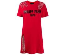 1978 Kleid mit Zierketten