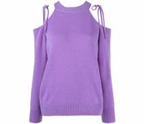 cut-out shoulder jumper