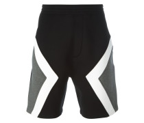 Joggingshorts in Colour-Block-Optik
