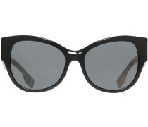 Sonnenbrille mit Karodetail