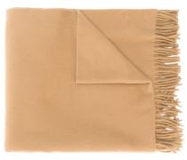 A.P.C. fringed oversized scarf