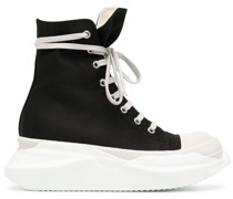 Performa high-top abstract sneakers