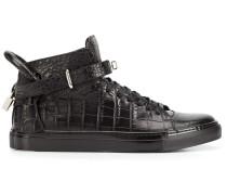 '100mm' Sneakers mit Prägung