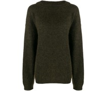 'Dramatic Mohair' Pullover