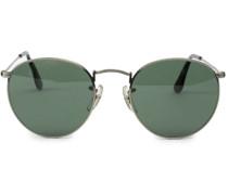 Runde Sonnenbrille - unisex - Metall
