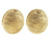 Ohrringe mit runder Form