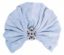 Verzierter Souk Turban aus Frottee
