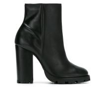 high block heel boots