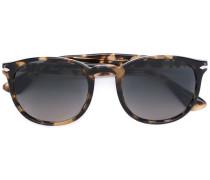gradient lens sunglasses - unisex - Acetat - 52