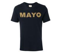 T-Shirt mit Slogan-Print - men - Baumwolle - M