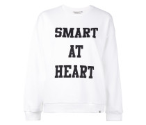 Eason slogan sweatshirt - women