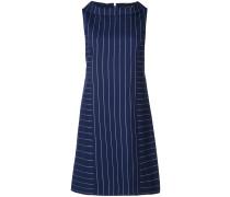Kurzes Kleid mit Streifen