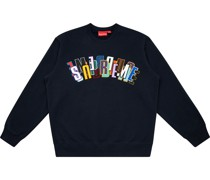 Stacked Sweatshirt mit Logo