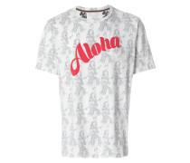 Aloha printed T-shirt