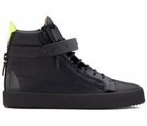 Denny Neon High-Top-Sneakers